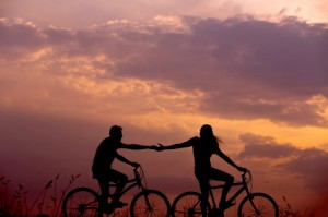 bikingcouple